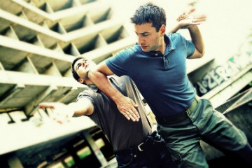 Self-Defense ...Sign up for martial arts like Krav Maga or Muay Thai. These styles of fighting are extremely effective in the real world because they employ the use of your elbows and knees.