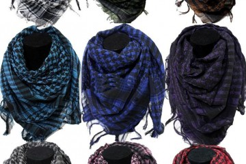 10 SURVIVAL Uses for a Tactical Scarf ( Shemagh )